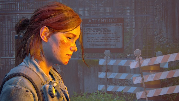 The Last Of Us Nackt