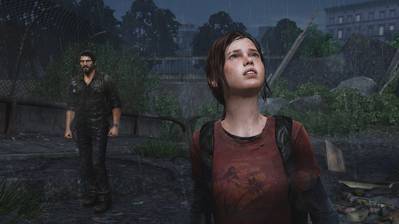 The Last Of Us Nackt foto 1
