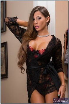DadS Hot Girlfriend Madison Ivy foto 1