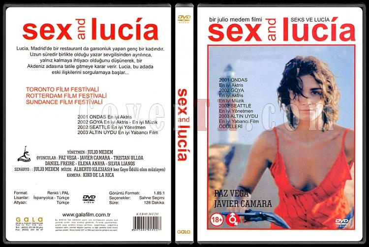 Sex And Lucia (2001)