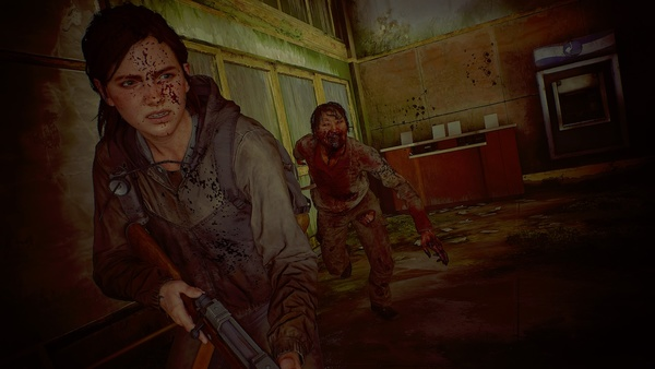 The Last Of Us Nackt foto 4